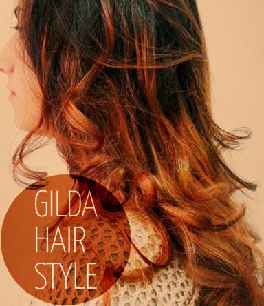 Gilda Hair Style